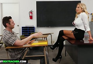 Student has the honor with reference to be wild about mega busty strict teacher Olivia Austin