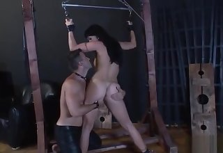 Janis King cant help but honour the bdsm lifestyle. Her master has been